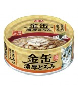 Aixia Kin-can Rich – Tuna w/Chicken Canned Cat Formula 70g