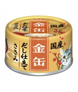 Aixia Kin-can Dashi Chicken Sauce Canned Cat Formula 70g