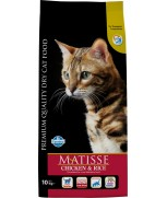 Matisse Chicken & Rice Cat Dry Formula 10kg