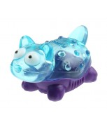 GiGwi Suppa Puppa Cat Blue/Purple Toy for Puppies with squeaker XS Size