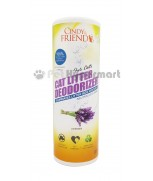 Cindy and Friends Cat Litter Deodorizer Powder (Lavender) 500gm