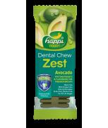 Happi Doggy Dental Chew Zest Avocado 4 Inch