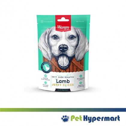 Wanpy Oven-Roasted Dog Treats 100g
