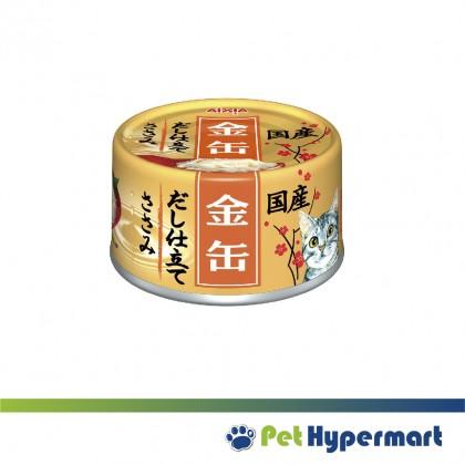 Mix - Aixia Kin-can Dashi Canned Cat Formula 70g