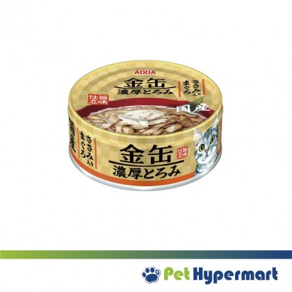 Mix - Aixia Kin-can Rich Canned Cat Formula 70g