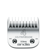 Andis #4 Blade 9.5mm Skip Tooth