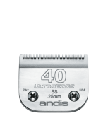 Andis #40 Blade Stainless Steel