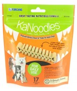 KaNoodles S-Small Chews for Mini breed 85g (17 Pieces)