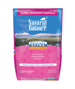 Natural Balance Original Ultra® Chicken Meal & Salmon Meal Dry Cat Formula 6lb