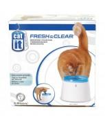 Catit Design Fresh & Clear Cat Drinking Fountain - 2 L (64 oz)