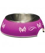 Hagen Catit Style 2-in-1 Cat Dish - Butterfly - 160 ml (5.4 fl oz)